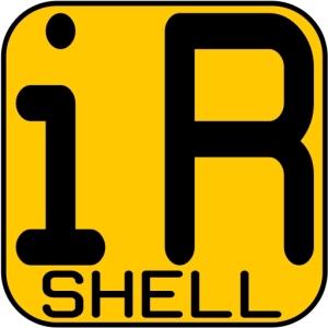 irshell logo